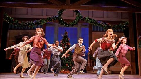 Great Performances -- Behind the Curtain: Irving Berlin's Holiday Inn