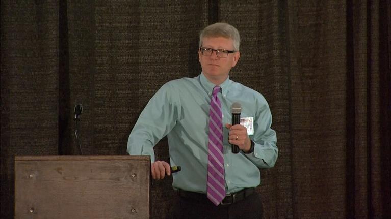 NC Channel: NCCAA Opioid Forum:  Dr. Blake Fagan on Western N.C.'s Work