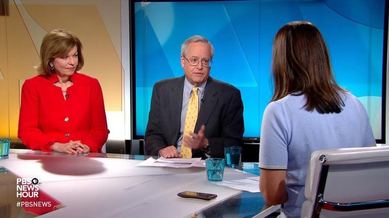 PBS NewsHour: Susan Page and Stuart Rothenberg on Trump and Putin