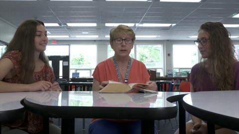 WVIA Special Presentations -- 2019 Great Teachers Winner — Elizabeth Whitmer/Anna Piecuch