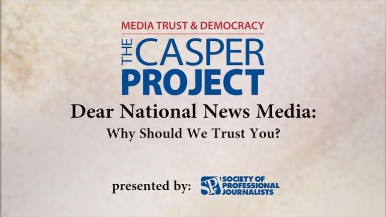 Wyoming PBS Specials: Why Don't We Trust the News Media?