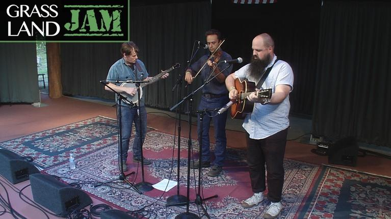 "Grassland Jam: ""Billy in the Low Ground"" The Laurel Mountain Ramblers"