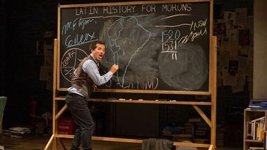 John Leguizamo's Road to Broadway