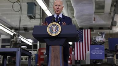 An early look at Biden's proposed budget plan