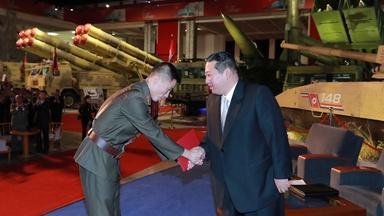 North Korea flexes nuclear power amid regional arms race