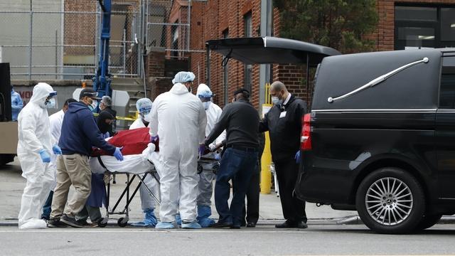 The U.S. novel coronavirus death toll now tops China's