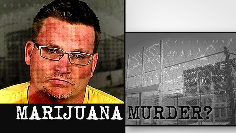 Marijuana Murder?