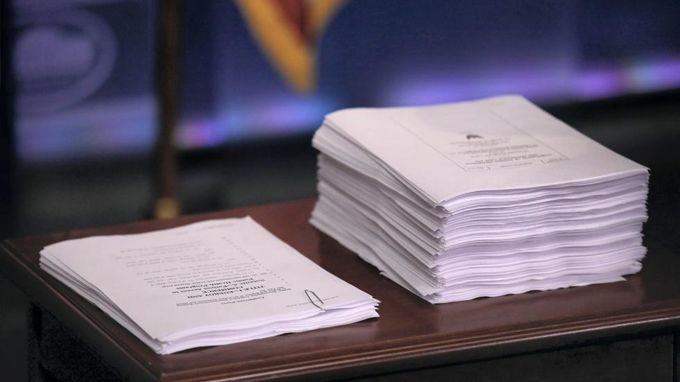 News Wrap: CBO delivers verdict on GOP health bill image