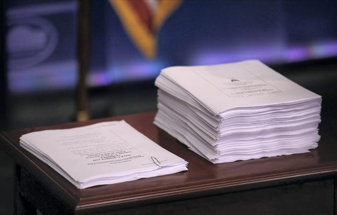 News Wrap: CBO delivers verdict on GOP health bill