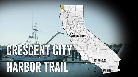 California Coastal Trail -- Crescent City Harbor Trail