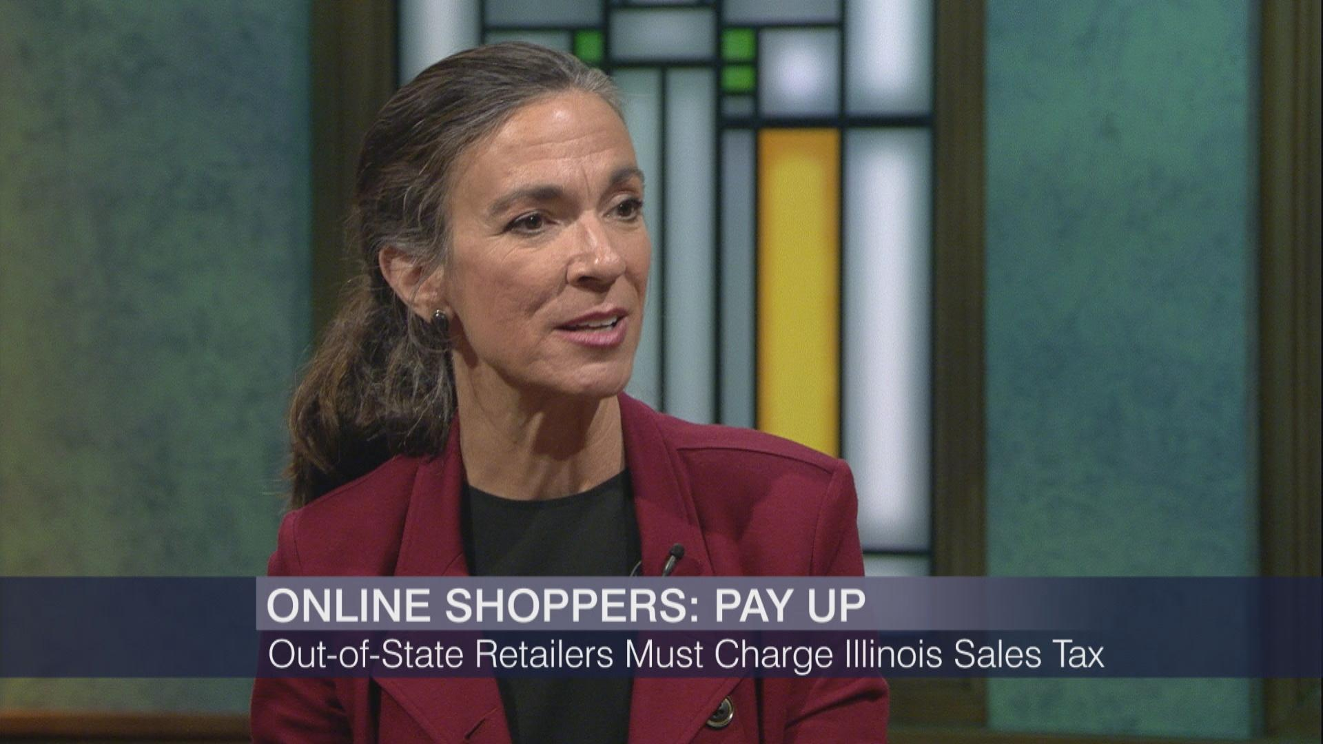 Shopping Online? Out-of-State Retailers Charging Sales Tax
