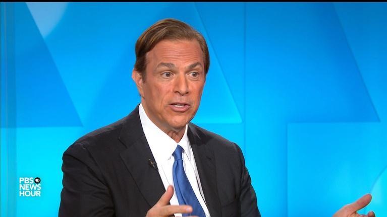 PBS NewsHour: Michael Beschloss chronicles American 'Presidents of War'