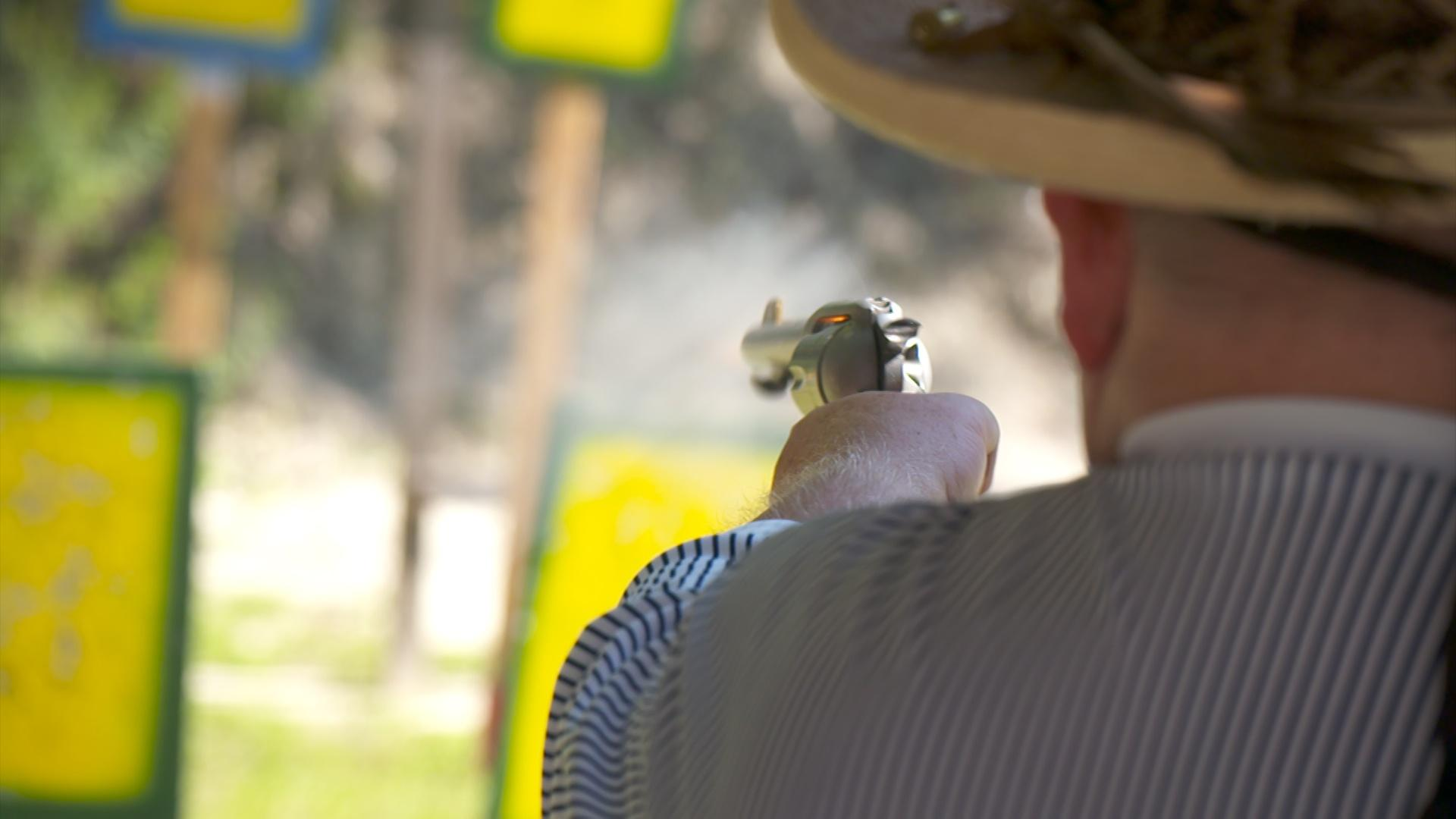 Cowboy action Shooting!