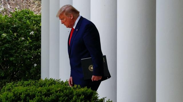 Trump tells Americans to brace themselves for more pain