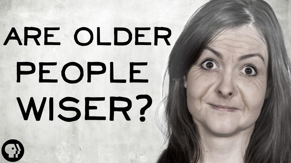 Are Older People Wiser? image