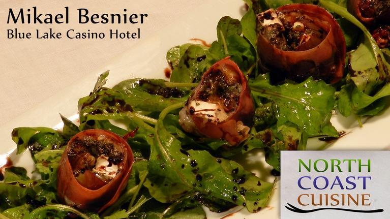 North Coast Cuisine: Blue Lake Casino Hotel