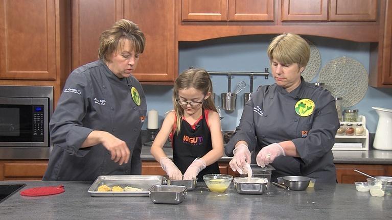 WBGU Cooks: Ruby's Recipes: Pajama Party