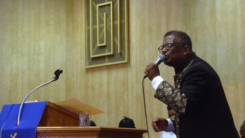 Pastor Vernal Harris