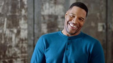 Michael Strahan Starting A Television Career