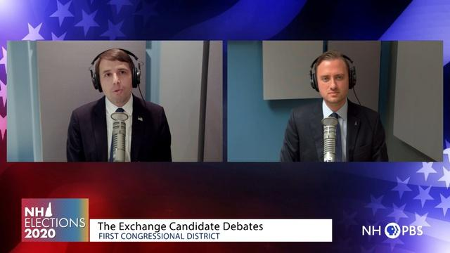 NH Congressional District 1 Debate - NH Election 2020