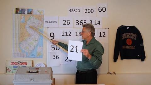 The Number Game - Tom Santulli - Sixth Grade