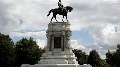 News Wrap: Virginia taking down Robert E. Lee statue