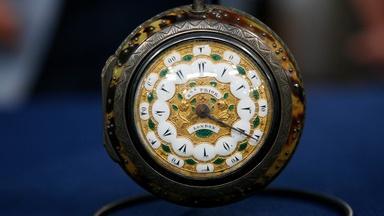 Appraisal: George Prior Triple-cased Pocket Watch, ca. 1810