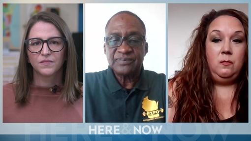 Here and Now : Noon Wednesday: Prison Gerrymandering Effects in Wisconsin