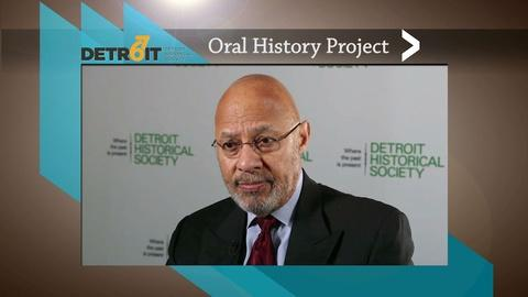 American Black Journal -- Detroit 67' Oral History Project