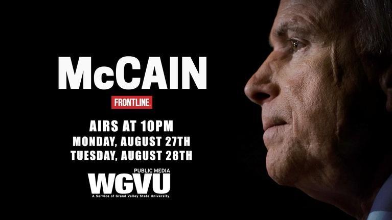 WGVU Presents: Frontline: McCain