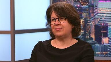 """Meg Wolitzer Discusses """"The Female Persuasion"""""""