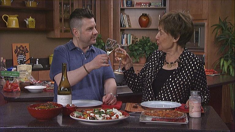 Dinner & A Book: Kitchen Yarns
