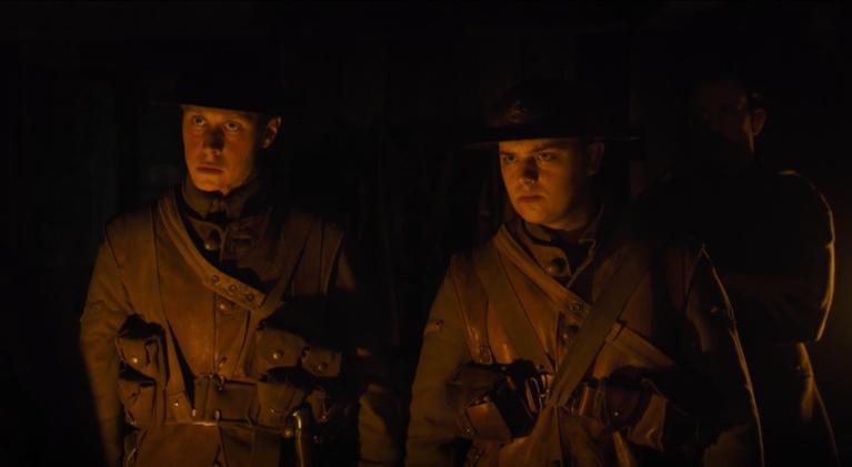 "Flicks: Sam Mendes for ""1917"""