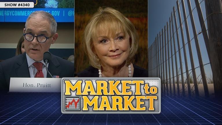 Market to Market: Market to Market (May 25, 2018)
