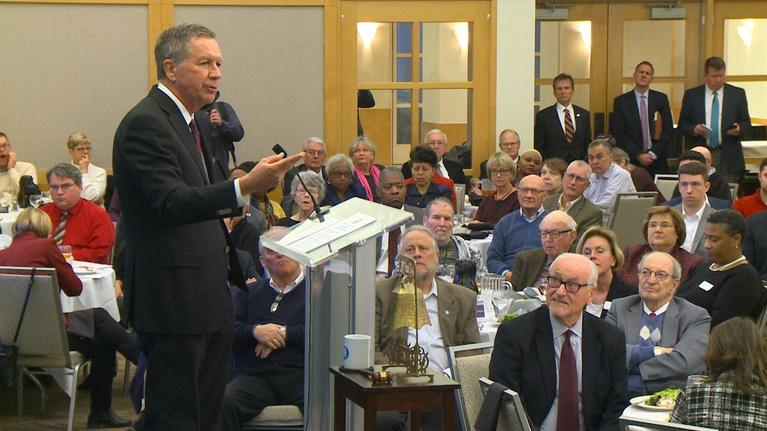 The City Club Forum: Remarks from Governor John Kasich