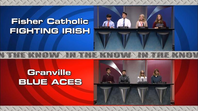 In The Know: Fisher Catholic vs. Granville