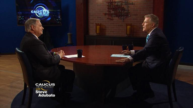 Caucus: New Jersey: CUC: Dr. Levine; Elaine Katz; Joe Bongon; James Tedesco