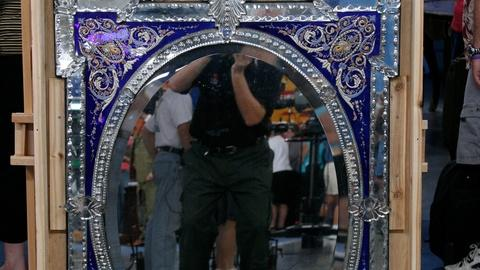Antiques Roadshow -- Appraisal: Venetian Mirror, ca. 1930