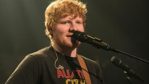 "Austin City Limits -- Ed Sheeran ""Castle on the Hill"""