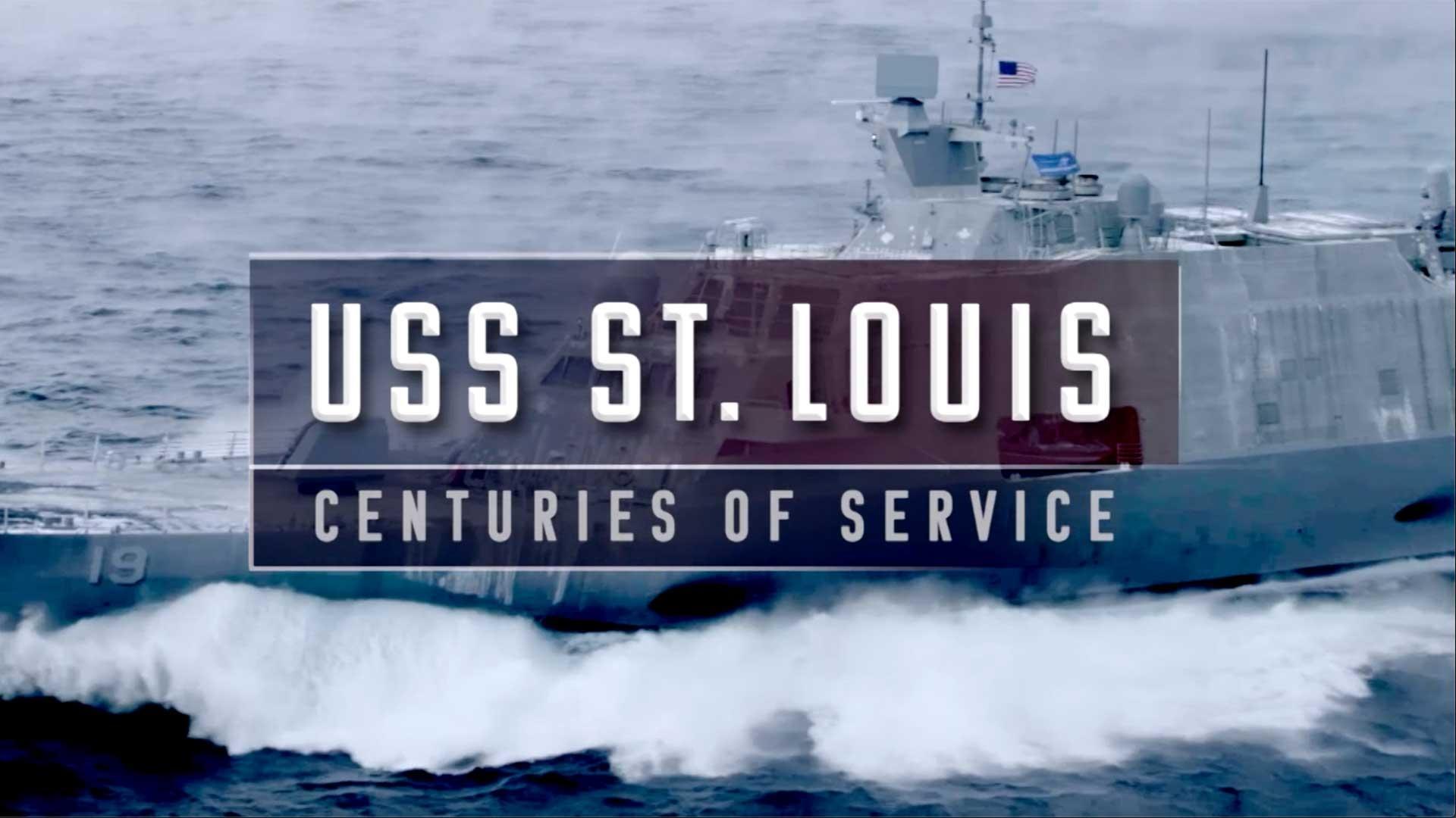 USS St. Louis: Centuries of Service