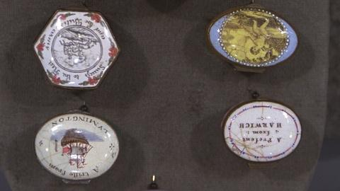 Antiques Roadshow -- S21 Ep22: Appraisal: 18th C. Patch Boxes