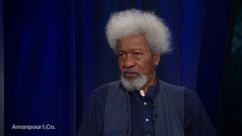 Amanpour and Company -- Wole Soyinka on the Election in Nigeria