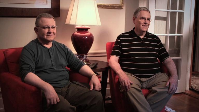 WHUT Planned Giving: Bruce and Paul's Story