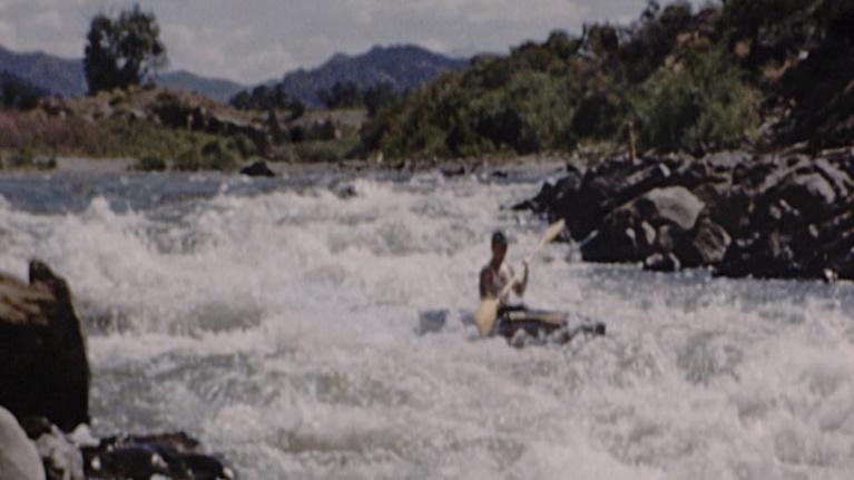 Colorado Experience: Whitewater