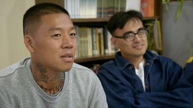Learning Their Asian American Roots at San Quentin Prison