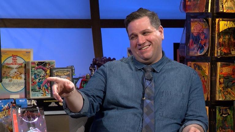Comic Culture: Comic Culture: Chris Sims Part 2