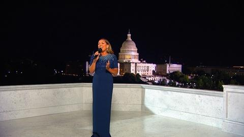 A Capitol Fourth -- Vanessa Williams Performs a Broadway Medley