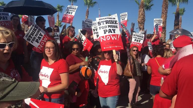 Inside Education: Teacher Contract Agreement & Education Funding in Nevada
