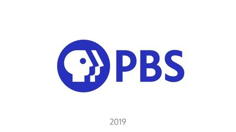 PBS Presents -- History of the PBS Logo