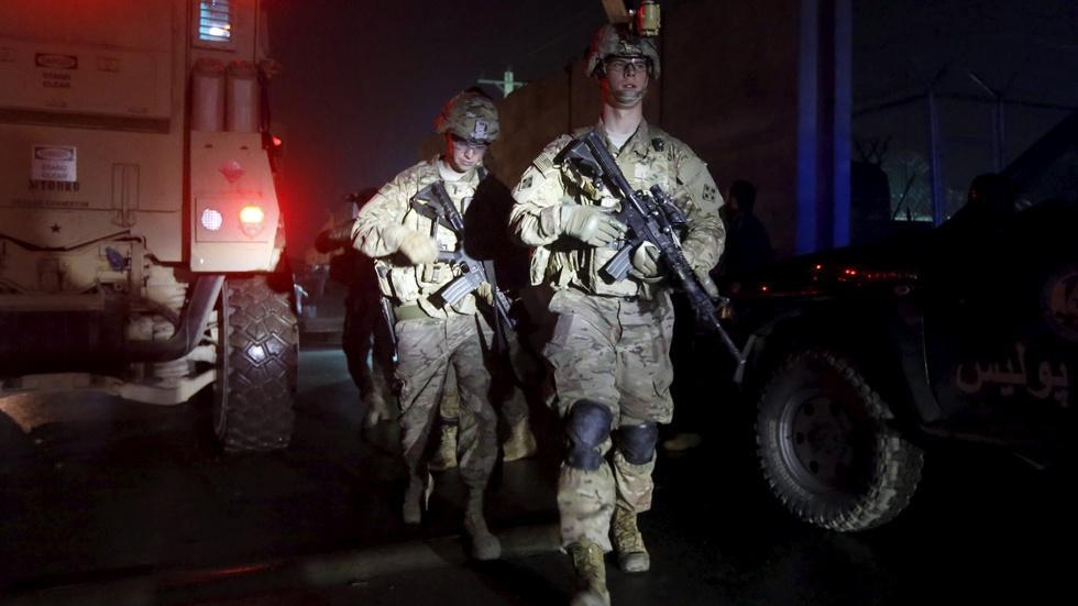 News Wrap: U.S. may boost troops in Afghanistan image